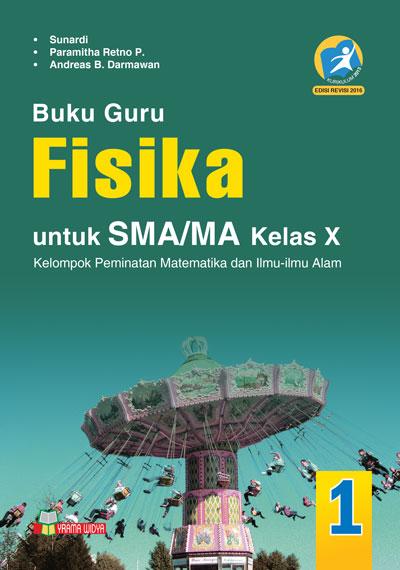 Buku Paket Fisika Kelas X Xi Xii Kurikulum 2013 Revisi 2017 Igha Kuswanti